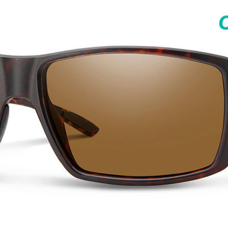 Smith Optics Guides Choice Sunglasses Matte Dark Amber Tort Frame/CP Brown