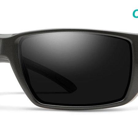 Smith Optics Transfer XL Sunglasses Charcoal Frame/CP Black