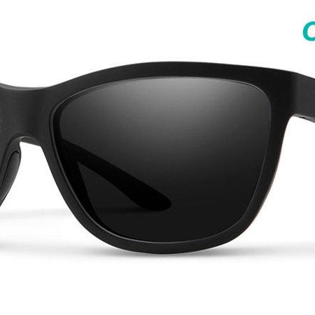 Smith Optics Eclipse Sunglasses Matte Black Frame/CP Black