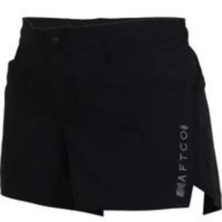 Aftco Women's Microbyte Shorts Black