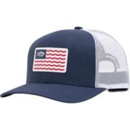 Aftco Canton Trucker Hat Navy