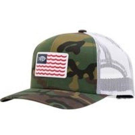 Aftco Canton Trucker Hat Camo