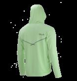 Huk Icon X Hoodie Key Lime
