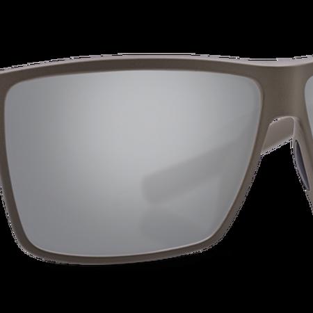 Costa del Mar Rincon Sunglasses Moss Gray Frame/Silver Mirror Glass