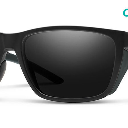 Smith Optics Longfin Sunglasses Matte Black Frame/CP Black