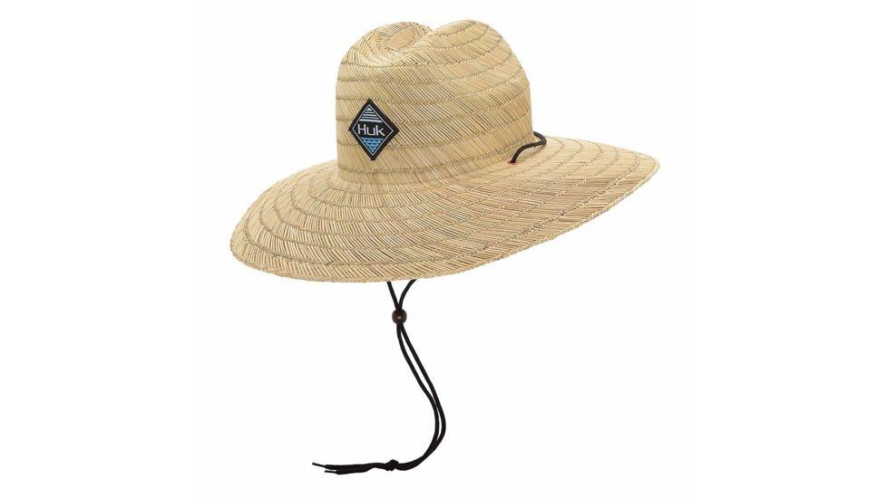 Huk Ripple Lifeguard Straw Hat