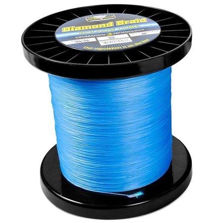 Diamond Generation 3 Hollow Core Braid 500yd  800 lb Test Blue