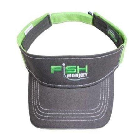 Fish Monkey Gloves FM80 Low Profile Color-Block Visor