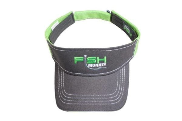 Fish Monkey Gloves FM80 Low Profile Color-Block Visor