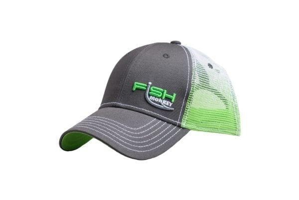 Fish Monkey Gloves FM70  Trucker Snap-Back Mesh Hat