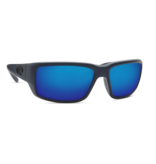 Costa del Mar Fantail Sunglasses Midnight Blue Frame/Blue Mirror Glass