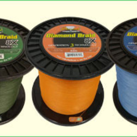 Diamond Diamond New Generation 3 - 8x Solid Core Braid 3000 yds