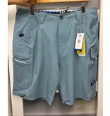 Aftco M81 Pact Shorts Slate Blue