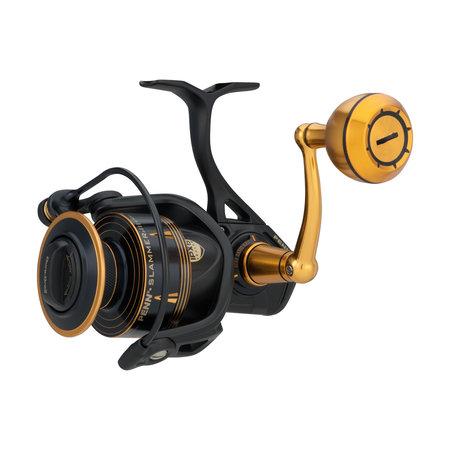Penn SLAIII4500 Slammer III 4500 sz Spinning Reel 7 Bgr, 6.2:1 ratio, 30 lbs