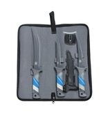 "Calcutta CAL-CGKIT Squall Torque Series Fillet kit, 9"" breaking, 7"" fillet, 6"" boning"