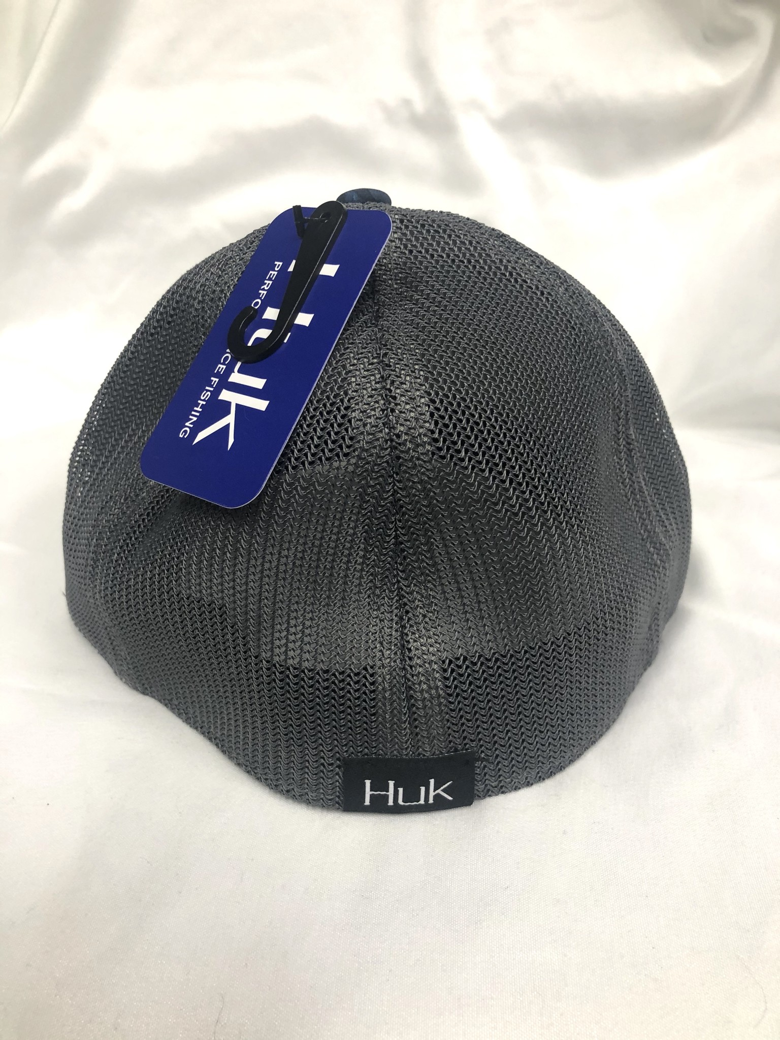 Huk Current Camo Mesh Hat