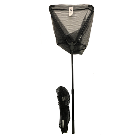 "Joy Fish Joy Fish Landing Net LN-JF21 Collapsible Telescoping 20"" hoop"