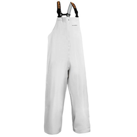 Grundens Clipper Bib White