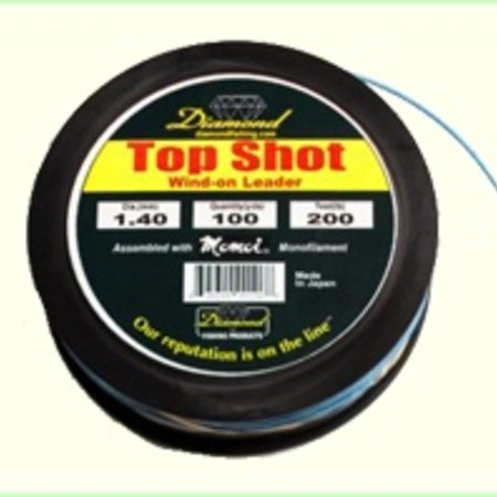 Diamond Top Shot Wind-On Leader 100 yards