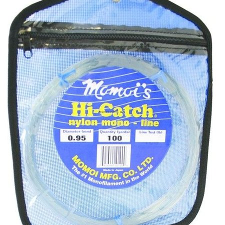 Momoi Hi-Catch Leader Line 100 yards