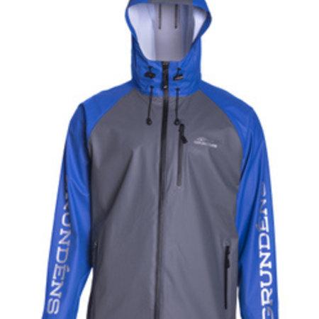 Grundens Tourney Jacket Ocean Blue