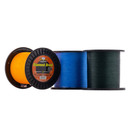 Diamond New Generation 3 Braid 300 yds blue