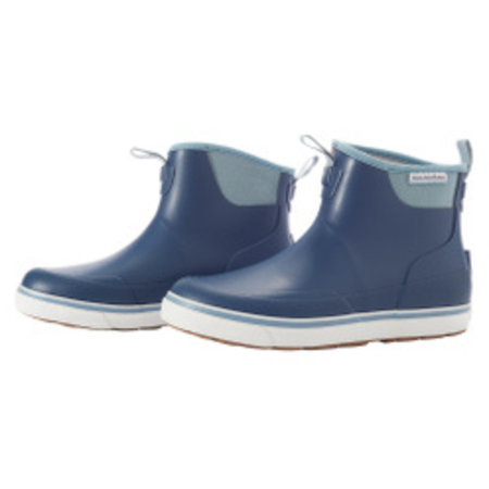 Grundens Women's Ankle Boots Deep Water Blue
