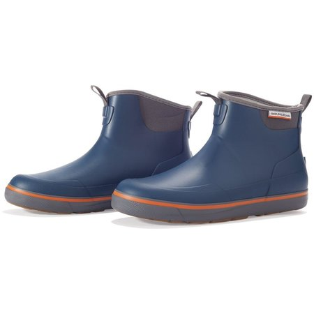 Grundens Ankle Boots Deep Water Blue