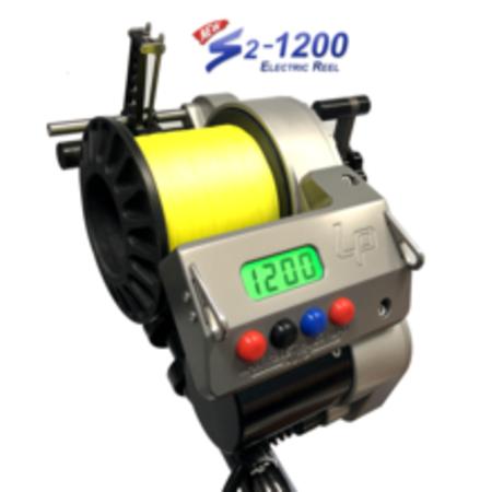 Lindgren Pitman LP S2 1200 Electric Reel