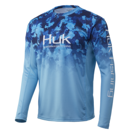 Huk Icon X KC Refraction Camo Fade San Sal 471