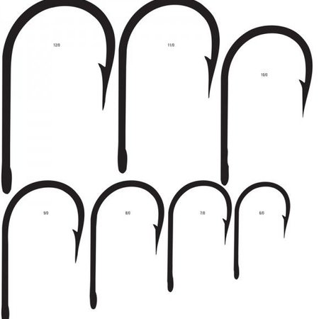 Mustad Sea Demon Hook 7731A-DT7731-DT/7731D