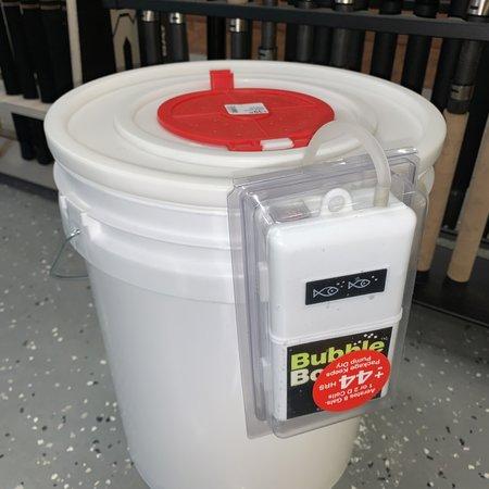Tackle Center Bucket Kit w/Aerator 5gal