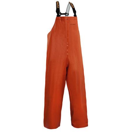 Grundens Clipper Bibs Orange