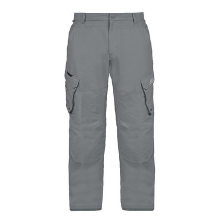 Grundens Breakwater Pant Monument Grey