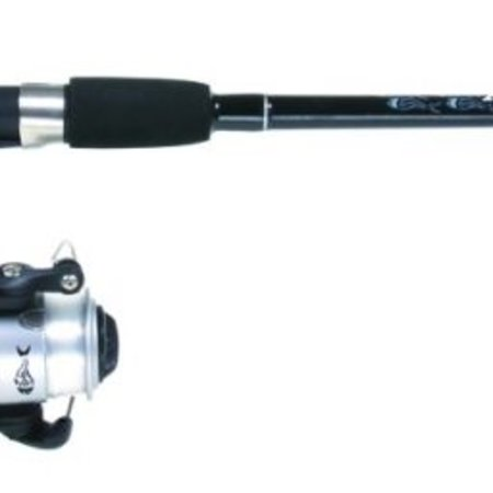 Liquid Stix LS40/LSC70M LS40 1BB Reel w/Alum Spl & 12Lb Mono  (PICK UP ONLY)