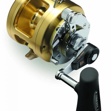 Shimano Tiagra 20A Trolling Reel 2 SPD (PICK UP ONLY)