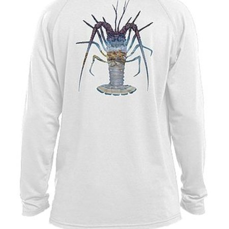 Jessie Jessup Child SPF Performance Shirt Lobster