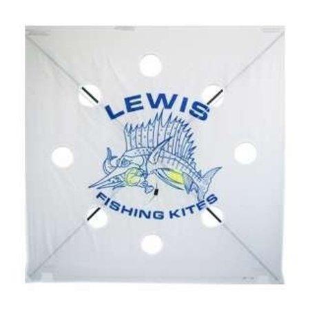 Lewis Fishing Kites Extra Heavy Wind