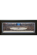 TORONTO MAPLE LEAFS AIR CANADA CENTRE 'NEXT CENTURY GAME' PANORAMA 16X42 FRAME