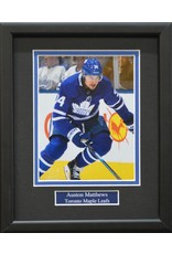 AUSTON MATTHEWS 8X10 FRAME - TORONTO MAPLE LEAFS