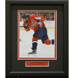 ALEX OVECHKIN 8X10 FRAME - WASHINGTON CAPITALS