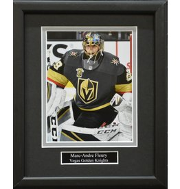MARC-ANDRE FLEURY 8X10 FRAME - VEGAS GOLDEN KNIGHTS