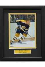 BOBBY ORR 8X10 FRAME - BOSTON BRUINS