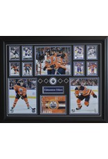 EDMONTON OILERS CURRENT - 22X28 FRAME