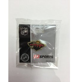 PIN MINNESOTA WILD