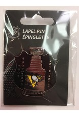 STANLEY CUP LAPEL PIN PITTSBURGH PENGUINS