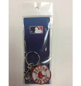 LOGO KEYCHAIN BOSTON RED SOX
