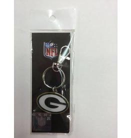 LOGO KEYCHAIN GREEN BAY PACKERS