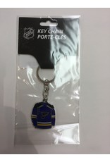 JERSEY KEYCHAIN ST LOUIS BLUES