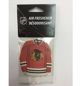 AIR FRESHENER CHICAGO BLACKHAWKS